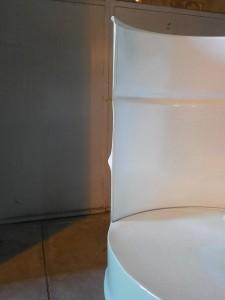 fauteuil fut detail